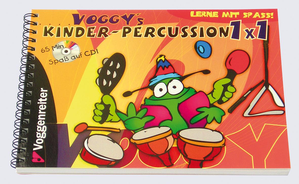 Voggy´s Kinder-Percussion 1 x 1: Spass an der M...