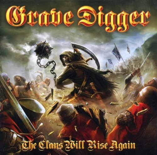 Grave Digger - The Clans Will Rise Again (Jewel...