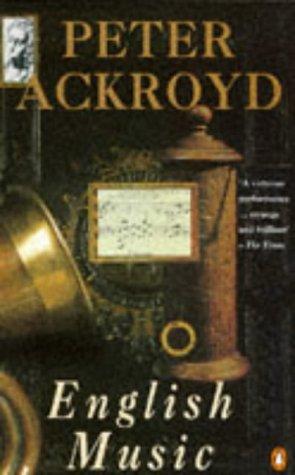 English Music - Peter Ackroyd