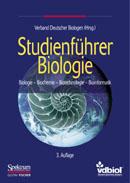 Studienführer Biologie. Biologie - Biochemie - ...