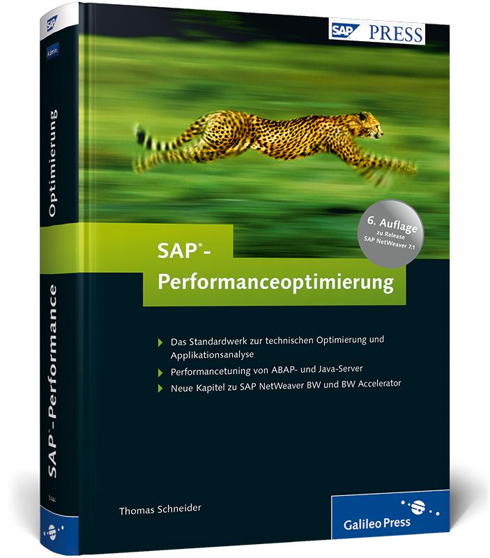 SAP-Performanceoptimierung: Analyse und Tuning ...