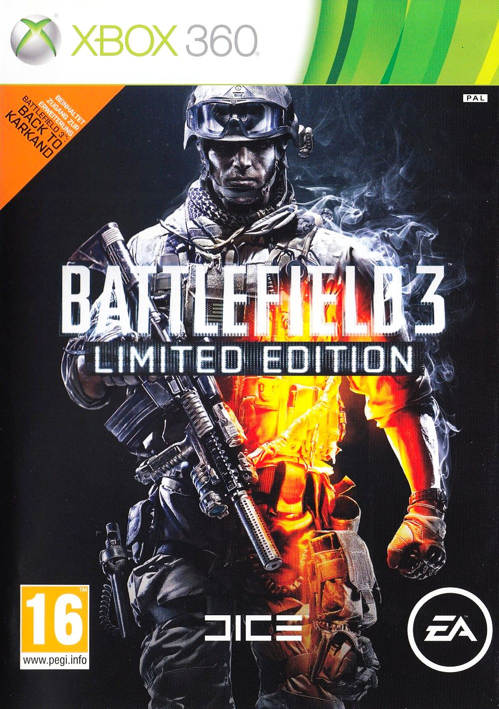 Battlefield 3 [Limited Edition, CH Import]