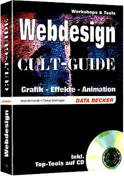 Cult-Guide Webdesign. Grafik - Effekte - Animat...