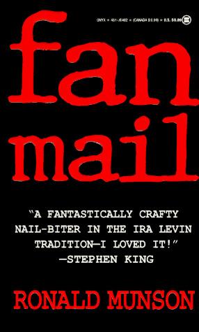Fan Mail - Ronald Munson
