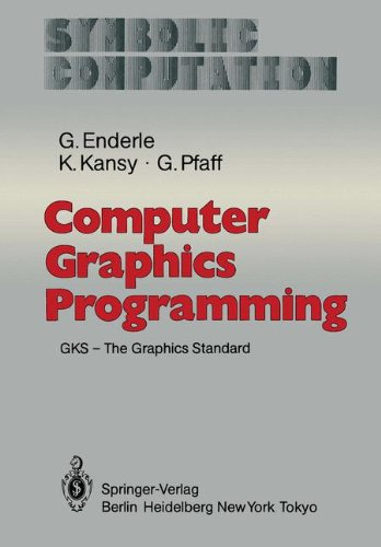 COMPUTER GRAPHICS PROGRAMMING: GKS : THE GRAPHI...