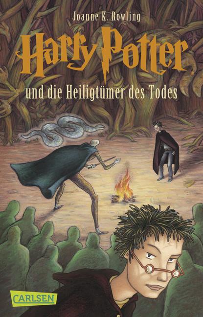 Harry Potter: Band 7 - Harry Potter und die Heiligtümer des Todes - Joanne K. Rowling [Taschenbuch]