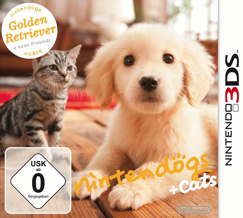 Nintendogs + Cats: Golden Retriever und neue Fr...