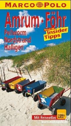 Amrum / Föhr. Marco Polo Reiseführer. Pellworm....