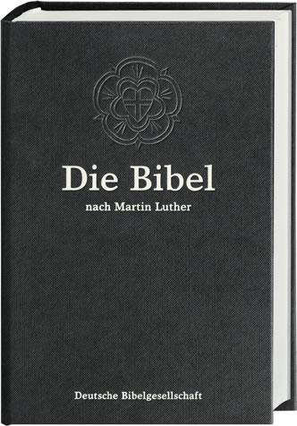 Bibelausgaben, Standardbibel mit Apokryphen, schwarz