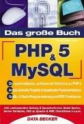 Das große Buch PHP5 und MySQL - Jens Ferner