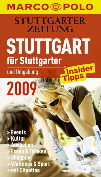 Stuttgart und Umgebung für Stuttgarter 2009: Ev...