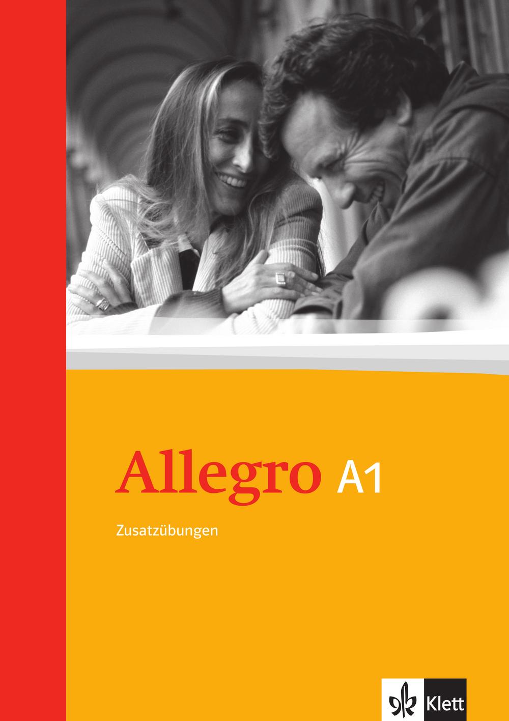Allegro 1. Grammatische Zusatzübungen. Mit Lösungen: Italienisch für Anfänger: BD 1 - Anna Mandelli-Seitz