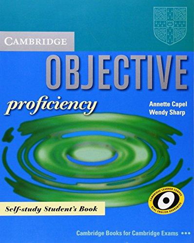 Objective Proficiency Self-Study Student´s Book...