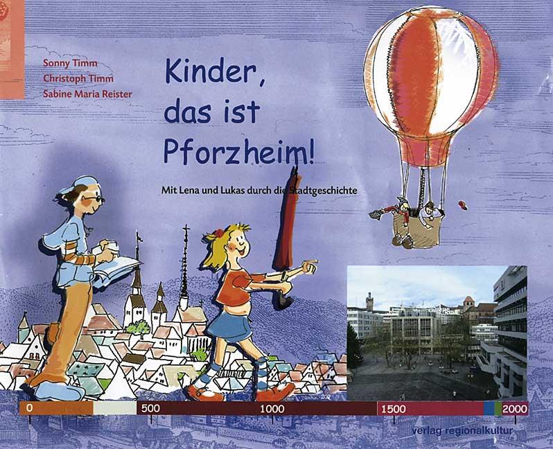 Kinder, das ist Pforzheim! Mit Lena und Lukas d...