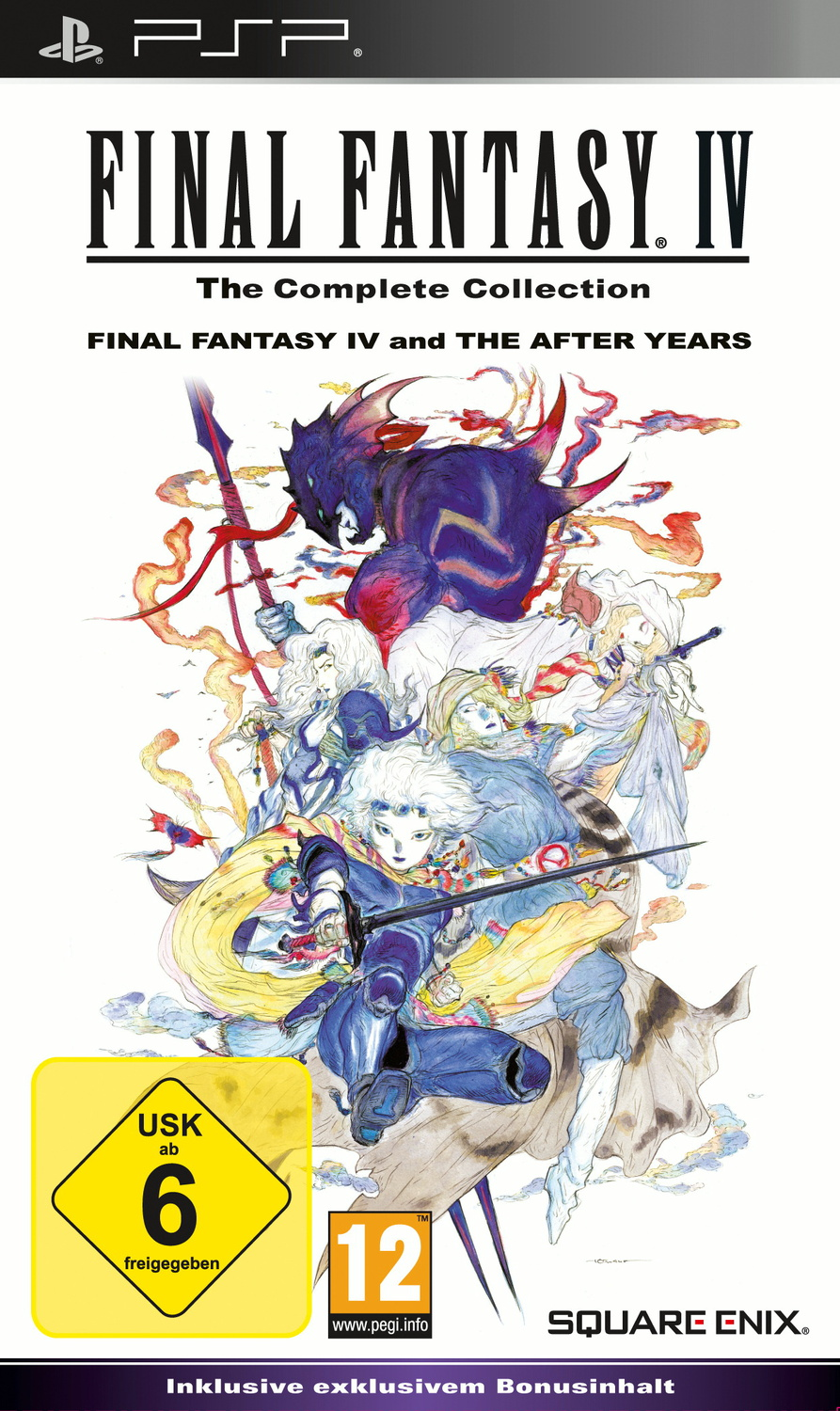 Final Fantasy IV: The Complete Collection [Spec...