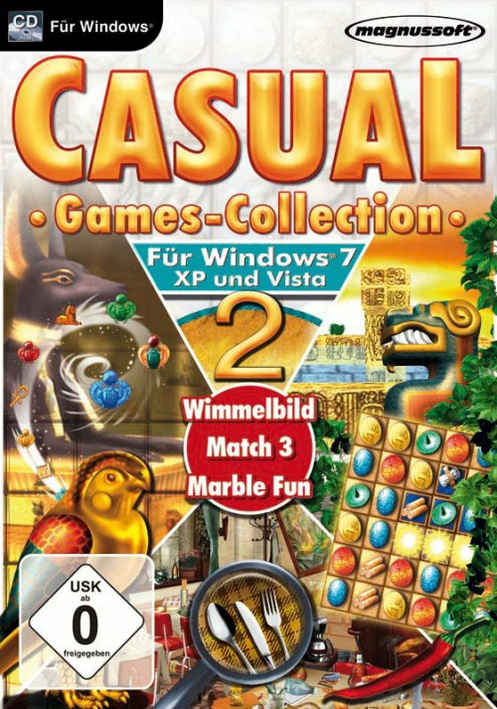 Casual Games Collection 2