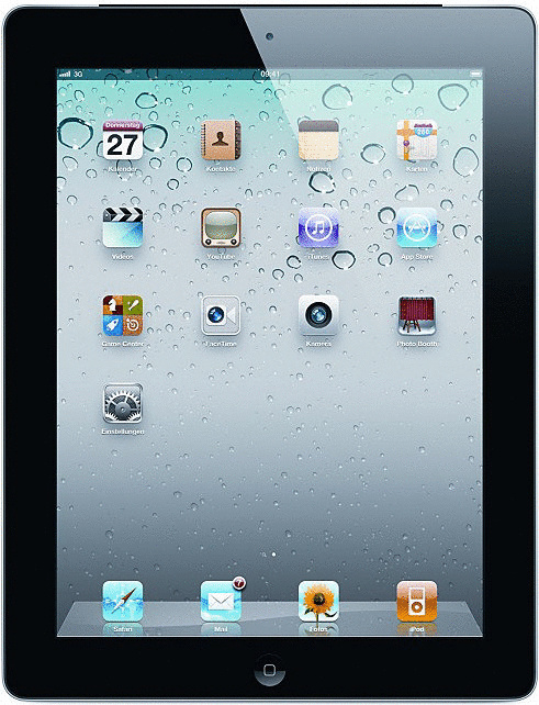 Image of Apple iPad 2 9,7 32GB [wifi] zwart