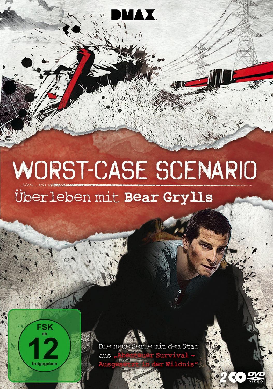 Worst-Case Scenario - Überleben mit Bear Grylls [2 DVDs]