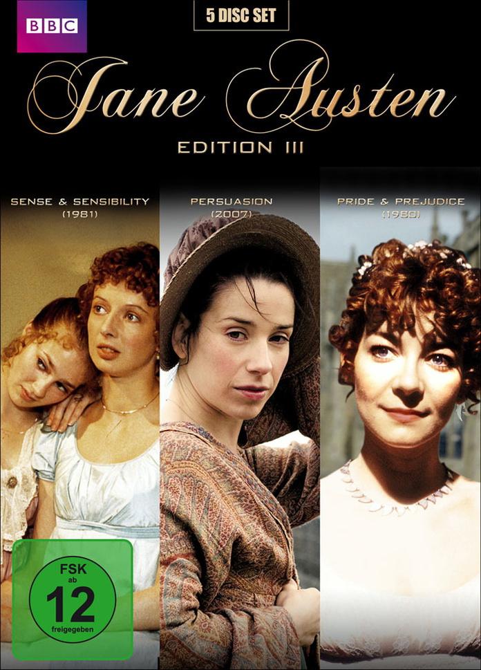 Jane Austen Edition 3 (Sinn und Sinnlichkeit 19...