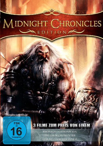 Midnight Chronicles Edition (Midnight Chronicles / Fire Dragon Hunter / Der Meister der Ringe)