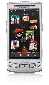 Vodafone 360 H1 platinum silver