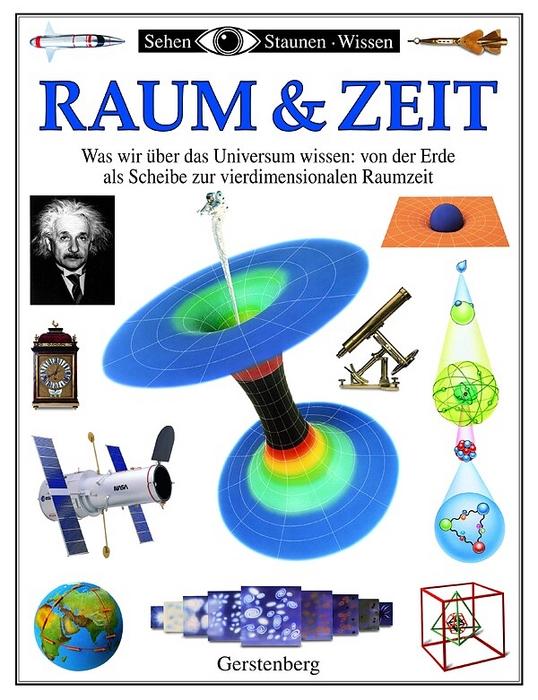 Sehen. Staunen. Wissen. Raum & Zeit - John Gribbin