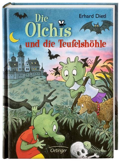 Die Olchis und die Teufelshöhle - Erhard Dietl