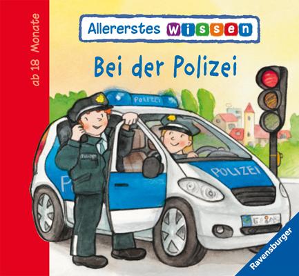 Allererstes Wissen: Bei der Polizei - Susanne G...