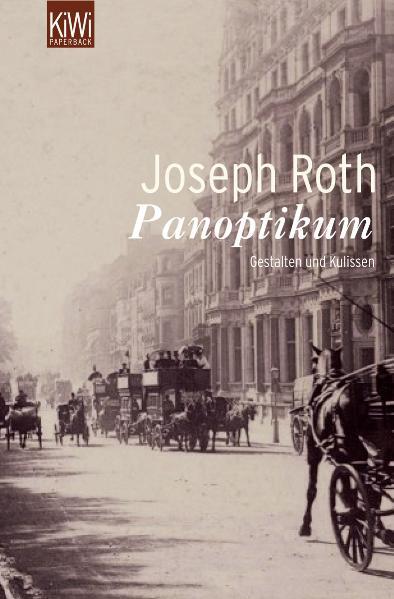 KiWi Taschenbücher, Nr.35, Panoptikum - Joseph Roth