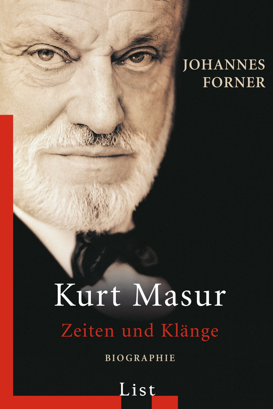 Kurt Masur: Zeiten und Klänge. - Johannes Forner