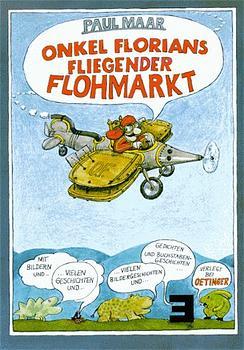Onkel Florians fliegender Flohmarkt: Ein Spiel-...