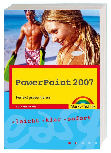 PowerPoint 2007 - Susanne Franz