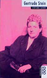 Gertrude Stein. - Stefana Sabin
