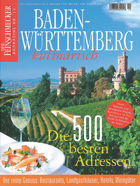 Der Feinschmecker Bookazine: Nr. 12 - Baden-Wür...