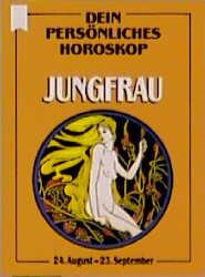Jungfrau Dein persönliches Horoskop Mini Heyne