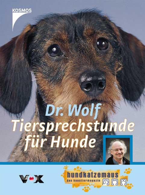 Tiersprechstunde für Hunde - Wolf