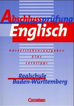 Abschlussprüfung Englisch, Realschule Baden-Wür...
