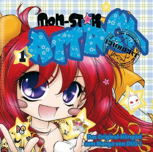 Mon-Star Attack Hörspiel 1. Audio CD - DuO