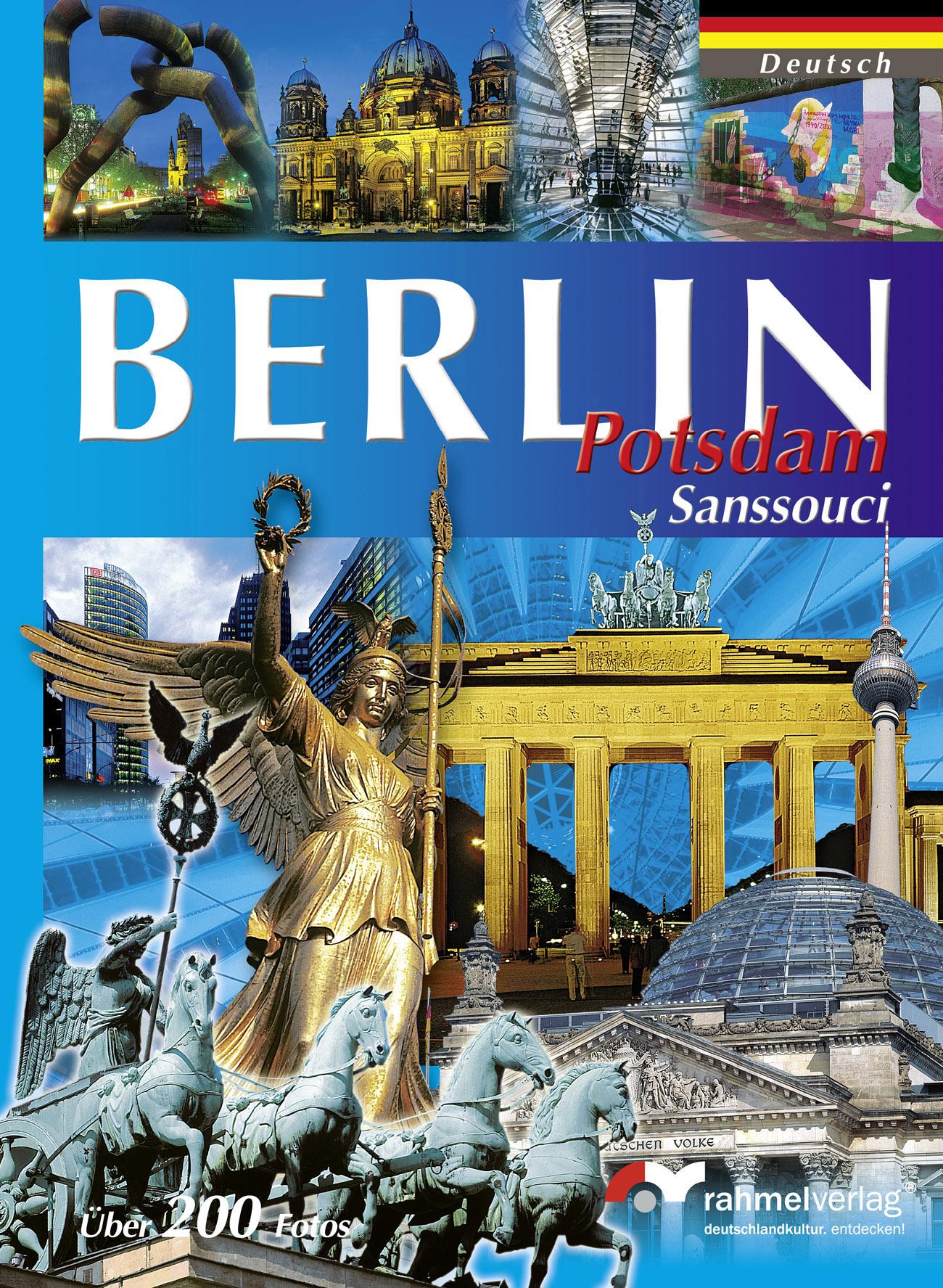 XXL-Book Berlin (deutsche Ausgabe) - Potsdam Sa...