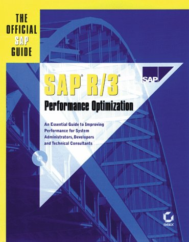 Sap R/3 Performance Optimization: The Official ...
