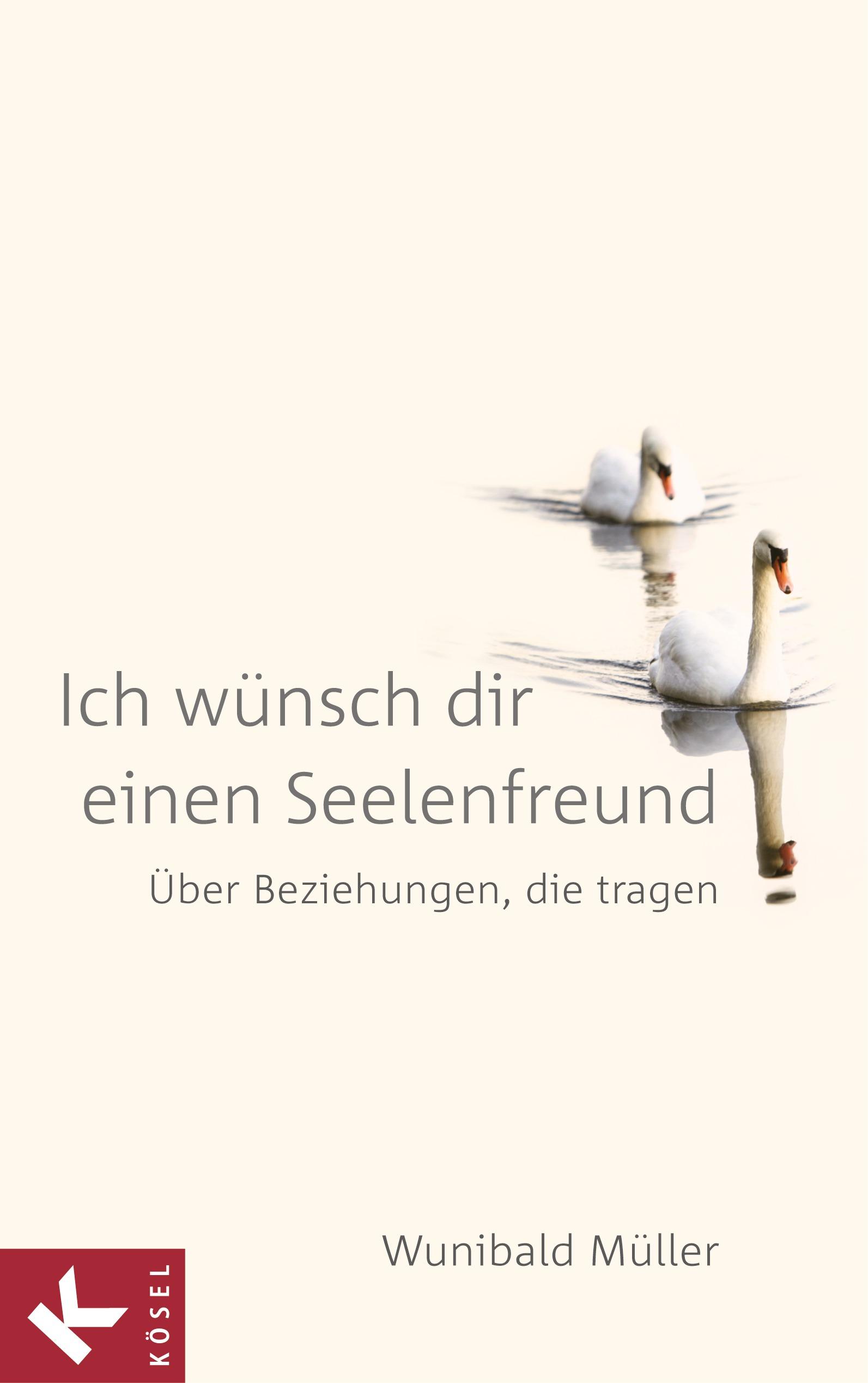 Ich wünsch dir einen Seelenfreund: Über Beziehungen, die tragen - Wunibald Müller