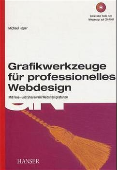 Grafikwerkzeuge für professionelles Webdesign, ...