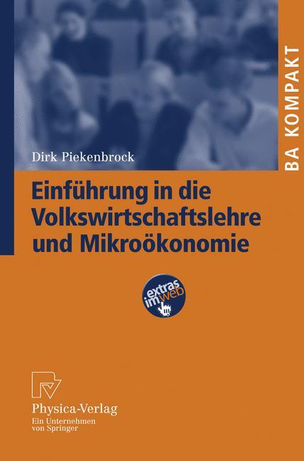 Einführung in die Volkswirtschaftslehre und Mik...