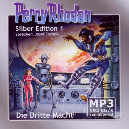 Perry Rhodan Silber Edition Mp3 - Perry Rhodan Mp3 Silber ed.1 die Dritte Macht