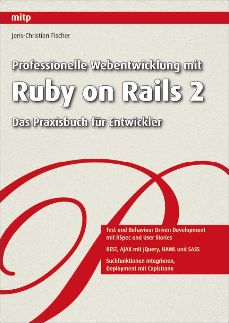 Professionelle Webentwicklung mit Ruby on Rails...