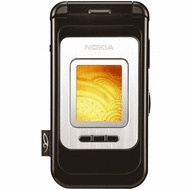 Nokia 7390 black silver