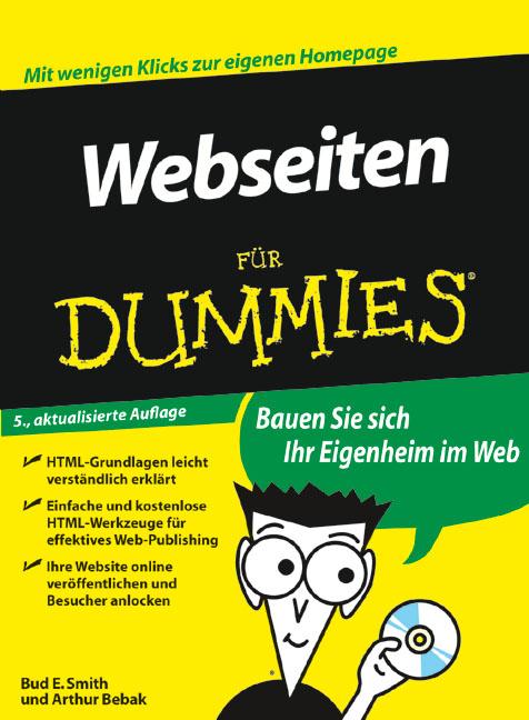 Webseiten für Dummies: Mit wenigen Klicks zur e...