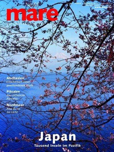 mare - Die Zeitschrift der Meere 58/2006: Japan...
