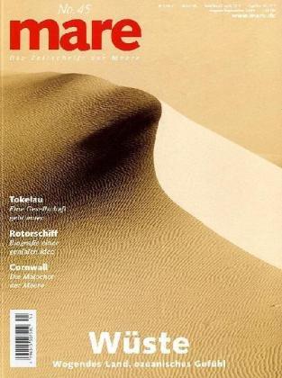 mare - Die Zeitschrift der Meere 45/2004: Wüste...