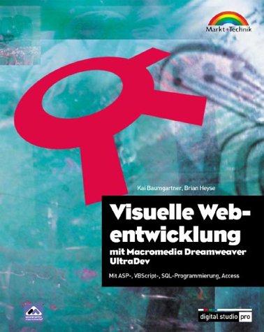 Visuelle Webentwicklung mit Macromedia Dreamwea...